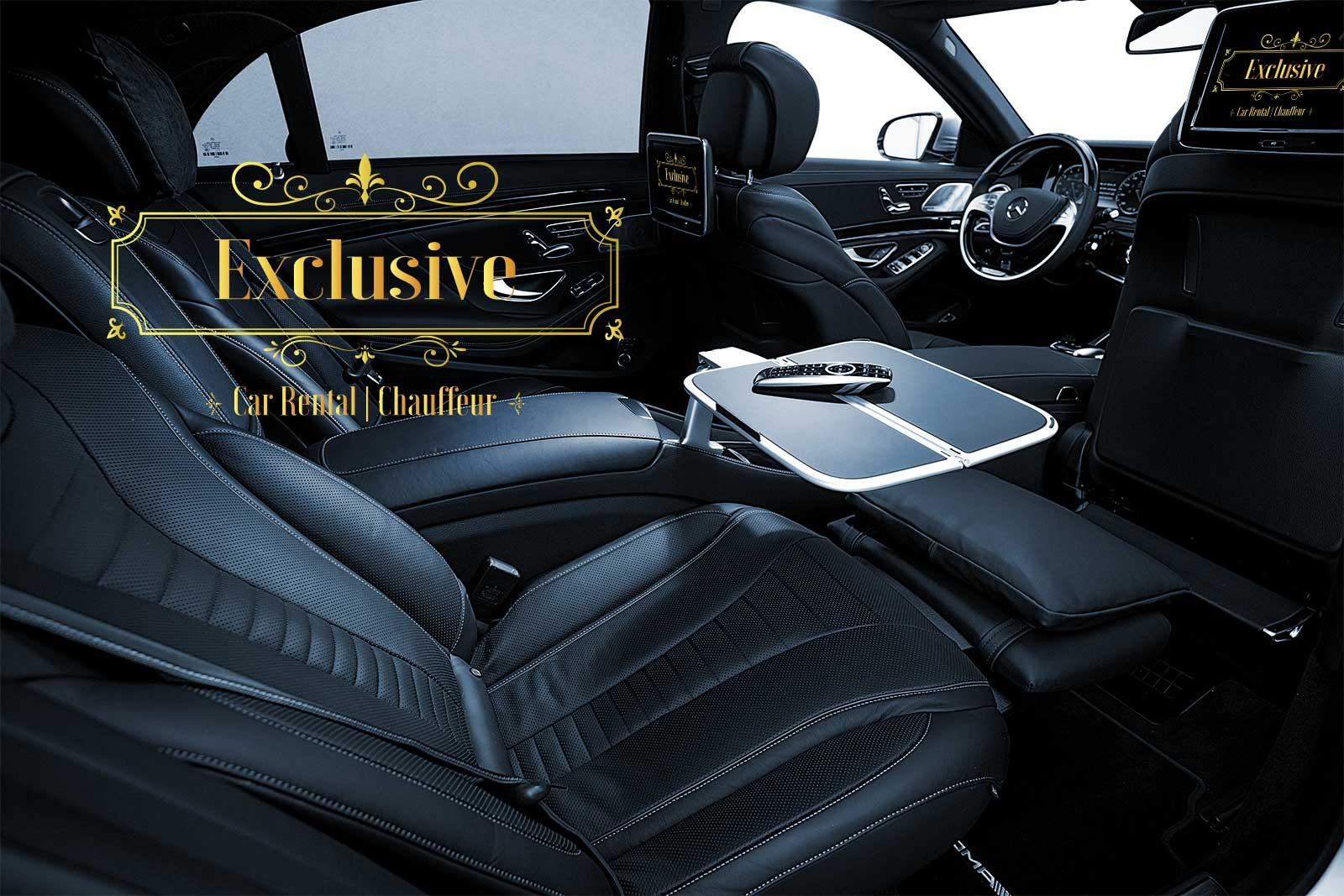 Exclusive Car
